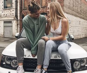 friends, girls, and bff image