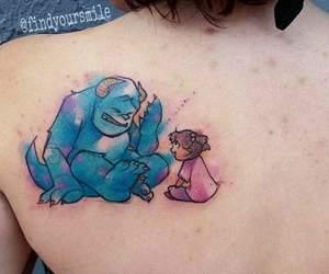 tattoo and disney image