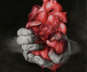 heart and pain image