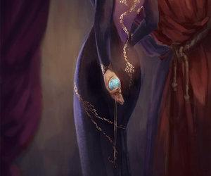 celaena, sardothian, and aelin image
