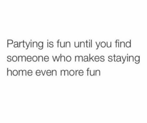 fun, home, and party image