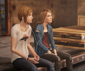 Life is strange: Before the storm on We Heart It