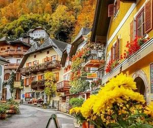 beautiful, austria, and city image
