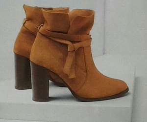 ankle boots and la redoute image