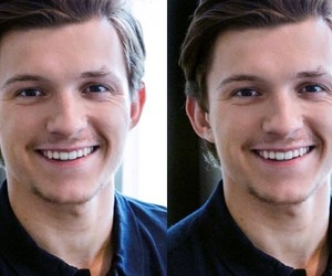 actor, tom holland, and boy image