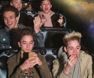why don't we, jonah marais, and corbyn besson image