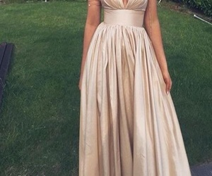 dress, style, and prom dress image