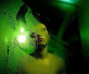 green, boy, and grunge image