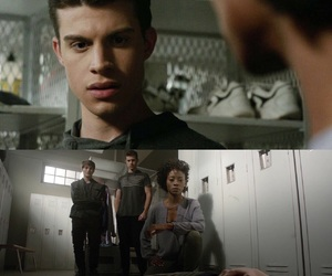 andrew, teen wolf, and nolan image