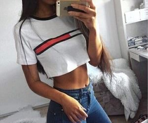 fashion, tommy hilfiger, and jeans image