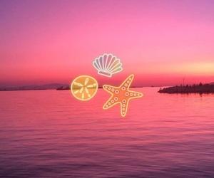 beach, beautiful, and happy image