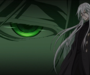 background, badass, and black butler image