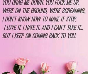 flowers, Lyrics, and rexha image