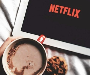 netflix, coffee, and article image