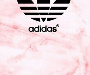 adidas, wallpaper, and pink image