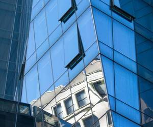abstract photography, buildings, and reflection image