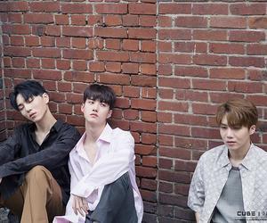 hui, wooseok, and shinwon image