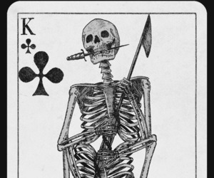 skeleton and skull image