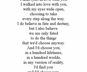 quote, love, and fate image