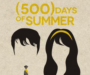 500 Days of Summer, zooey deschanel, and movie image