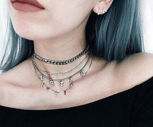 accessories, alternative, and beauty image