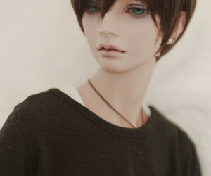 bjd and dolls image