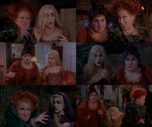 hocus pocus, movie, and sarah jessica parker image