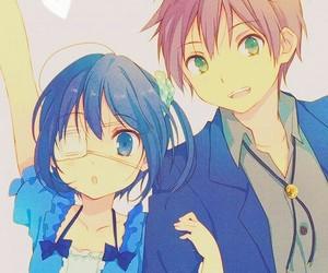anime, yuuta, and boy image