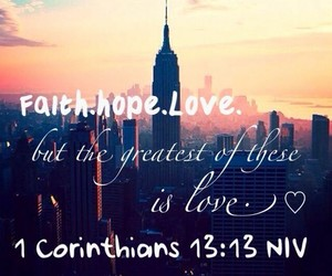 background, love, and faith image