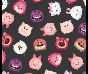 disney, wallpaper, and pink image
