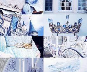 aesthetics, cinderella, and disney princess image