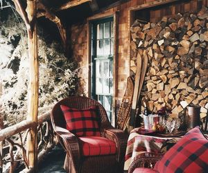 cozy, autumn, and home image