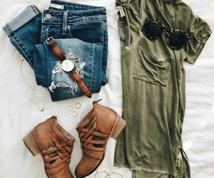 we heart it, casual style, and follow me image