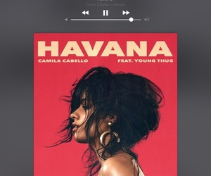 havana, songs, and spotify image