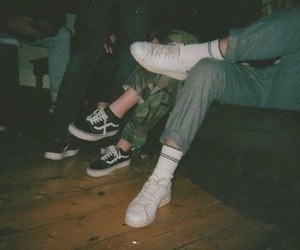 aesthetic, grunge, and friends image