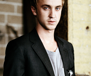 tom felton, harry potter, and draco image