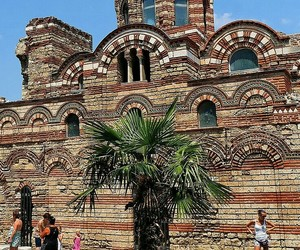 bulgaria, church, and old town image