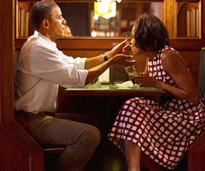 obama, love, and barack obama image