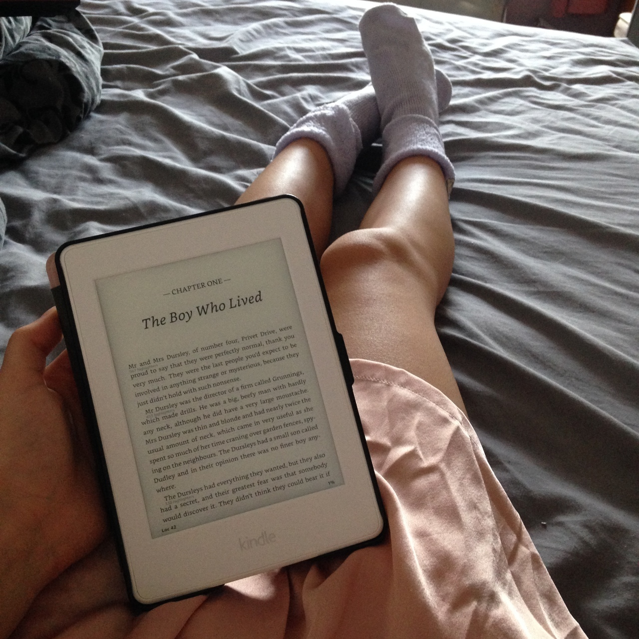 article, autumn, and bed image