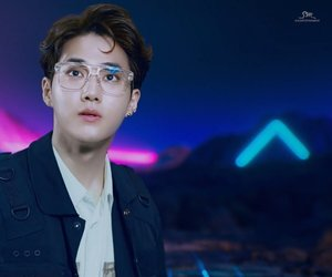 exo, suho, and power image