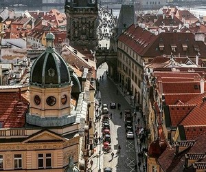 architecture, europe, and trip image