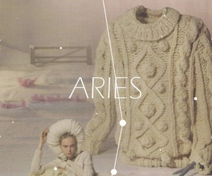 aries, wallpaper, and zodiac image