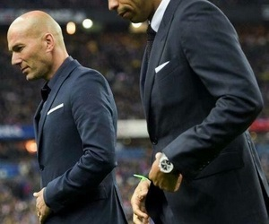 Arsenal, madrid, and zinedine zidane image