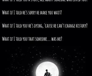background, lyric, and Lyrics image