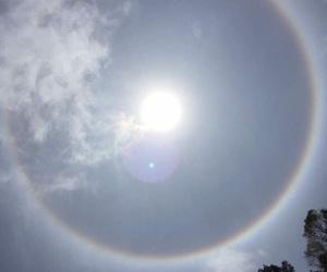 phenomenon and sun image