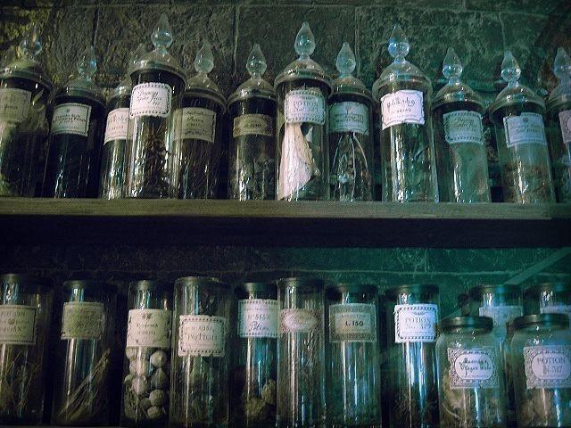 harry potter, slytherin, and potion image