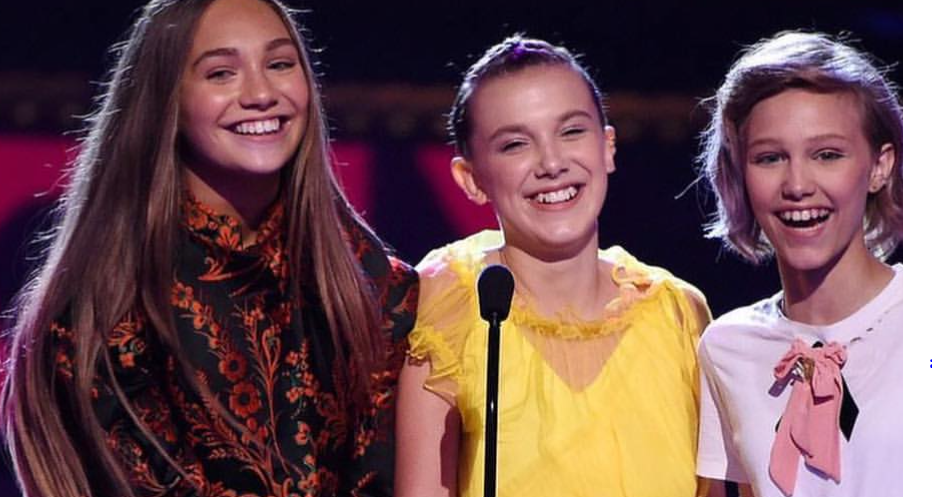 article, millie bobby brown, and empowerment image