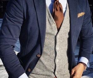 fashion, gentleman, and men image