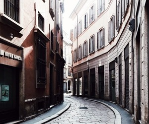 street, architecture, and city image
