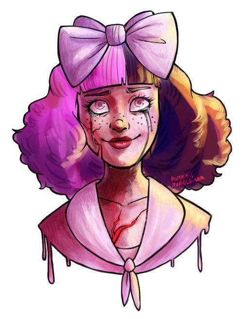 melanie martinez and dollhouse image